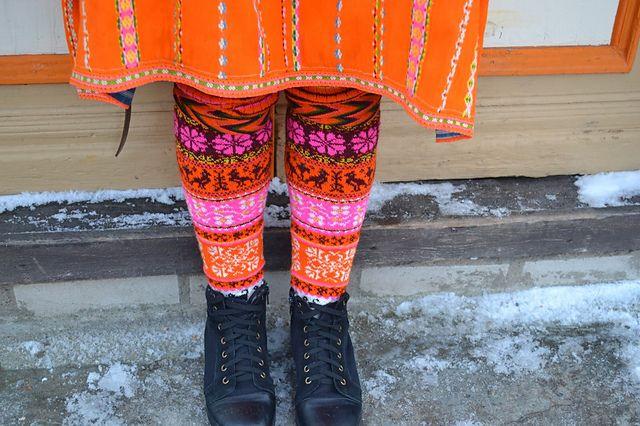 Ravelry: betaema's Muhu sukad/Muhu stockings