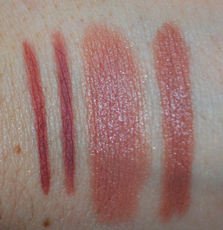 Kylie Jenner Lipstick Dupes | Rimmel Spice Liner dupe for MAC Soar