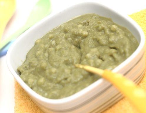 Selbstgemachte Babynahrung – Erste Beikost Für den Lachs mit Brokkoli-Erdäpfel…