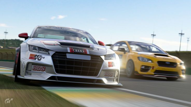 https://flic.kr/p/23BfQZ7 | GT Sport | These were taken from an online race.#GTSport #Screenshot #Photomode #playstation #ps4 #PS4Share #racing #track #car #audi #Subaru #scooby