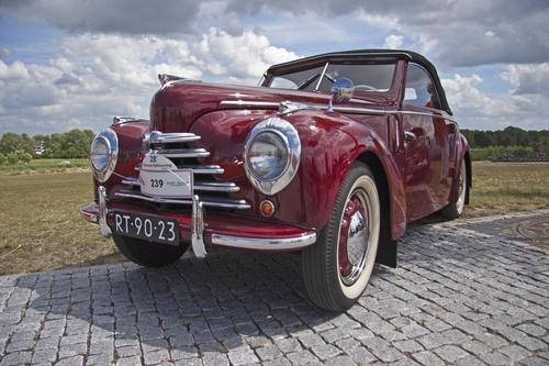 Skoda 1101 Roadster 1949.