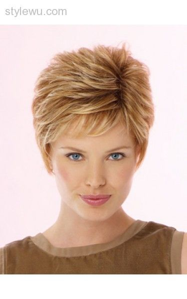 Pictures Of Short Hairstyles Women Over 50 Photo Download