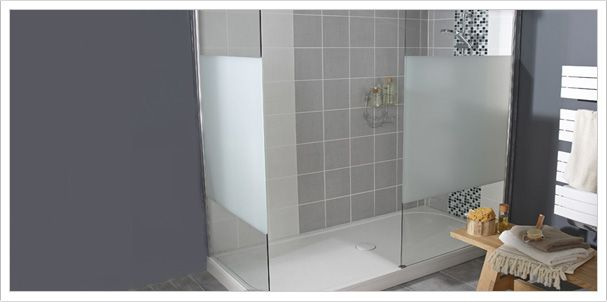 Réparer receveur de douche acrylique, réparation bac à douche en céramique, receveur de douche fendu, mastic époxy,
