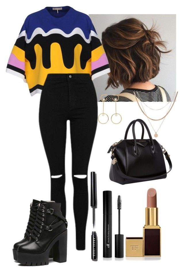 """""""The only one person"""" by utkonos on Polyvore featuring Emilio Pucci, Givenchy, Tom Ford, Forever 21, Bobbi Brown Cosmetics, Chloé and Luv Aj"""