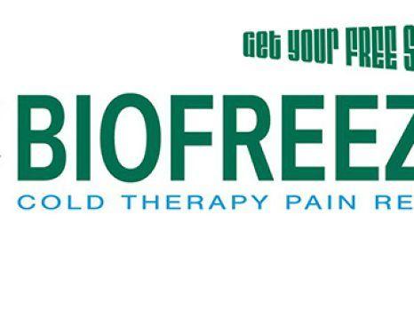 FREE Biofreeze Sample (US Only)  #PainRelief #PainKiller #FreeBioFreeze #FreeSample #US