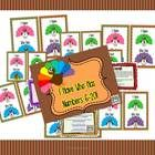 A cute turkey themed I Have Who Has game focusing on the very difficult numbers of 6-20!Great for morning meeting, math warm ups, mental math and...