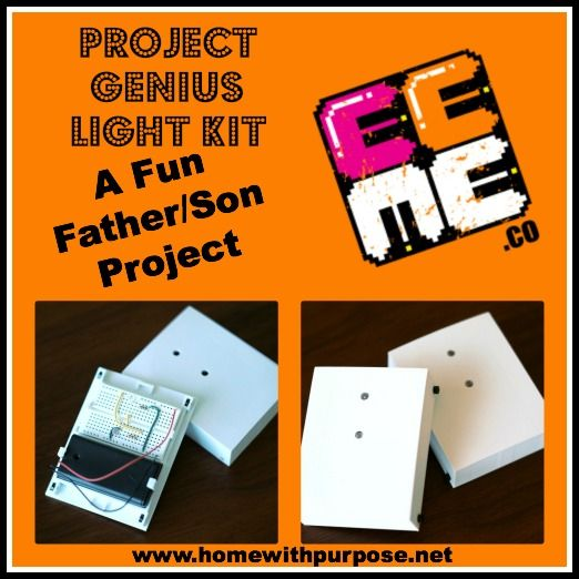 Fun electronic home projects