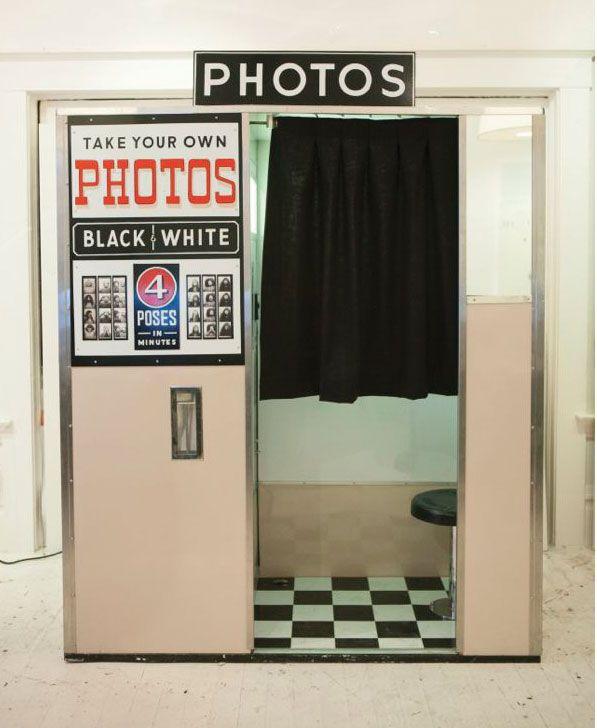 Vintage Photobooth for Sale!!
