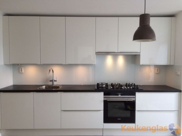 Glazen Achterwand Keuken - In Kleur Of Print