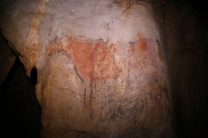 Cueva de la Pasiega, Spain