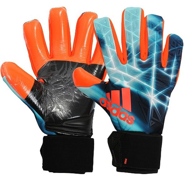 adidas Ace Trans Pro Neuer Goalkeeper Gloves (Teal/Orange)