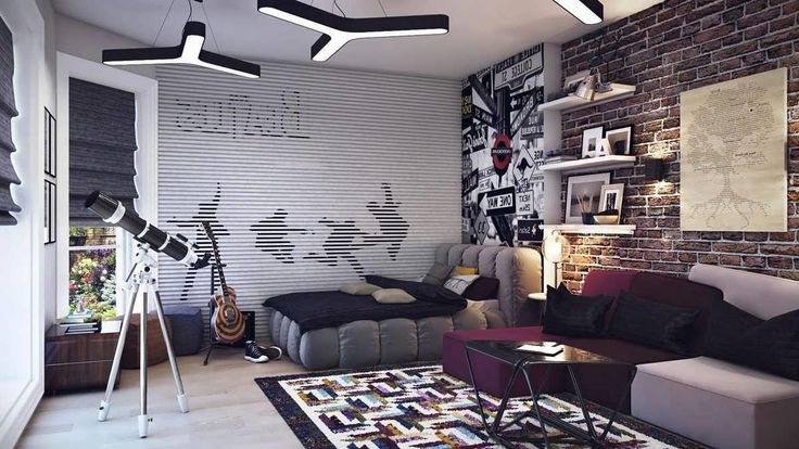 Image result for boy's room compact