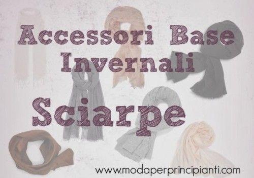 Accessori Base Invernali: Sciarpe