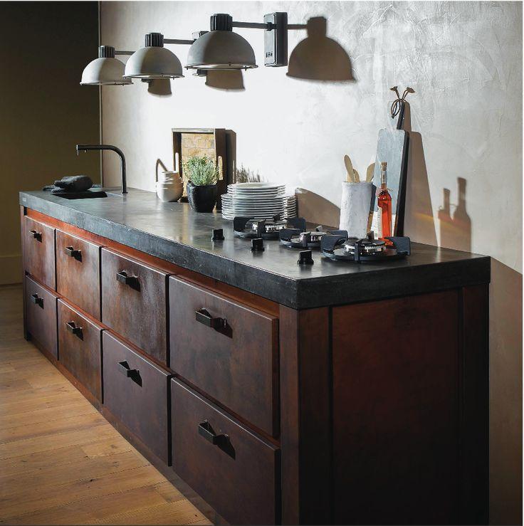 Sunny kitchen! // Model: Cusin // Source: New kitchen model 'Milano' by Jacob Interior jacobinterior.com