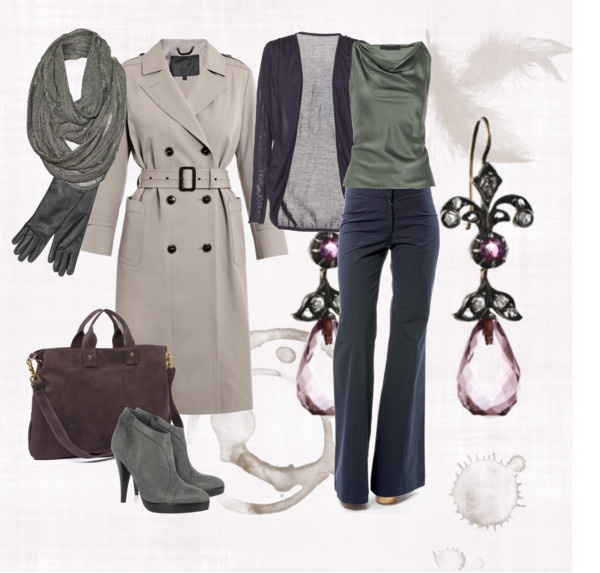 """""""casual Friday"""" by genneyya on Polyvore ~ Soft Summer, Dusky Summer"""