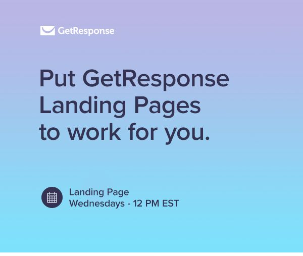[Product Webinar] Generate more leads using Landing Pages.