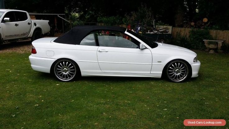 bmw convertible spares and repairs #bmw #320ci #forsale #unitedkingdom