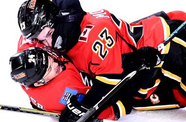 NHL betting road map: Be wary of Flames in next round - 04-27-2015