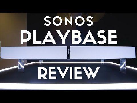 Sonos Playbase Review: Best Wireless Surround Sound? [Playbase vs Playbar] https://i.ytimg.com/vi/05m18w-RRzk/hqdefault.jpg