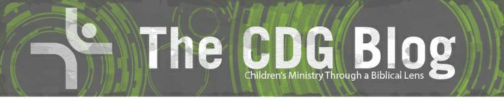 Great sermon on teaching kids in about holiness of God http://blog.childrendesiringgod.org/?p=1285