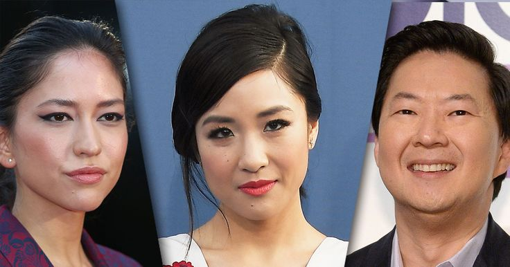 The movie features Constance Wu, Michelle Yeoh, Ken Jeong, and more.