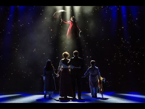 Mary Poppins at Paper Mill Playhouse - YouTube