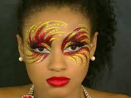 Resultado de imagen para maquillaje de carnaval