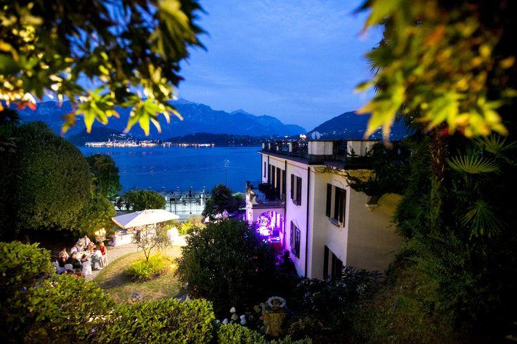 the perfect private villa for #destinationwedding in #lakecomo