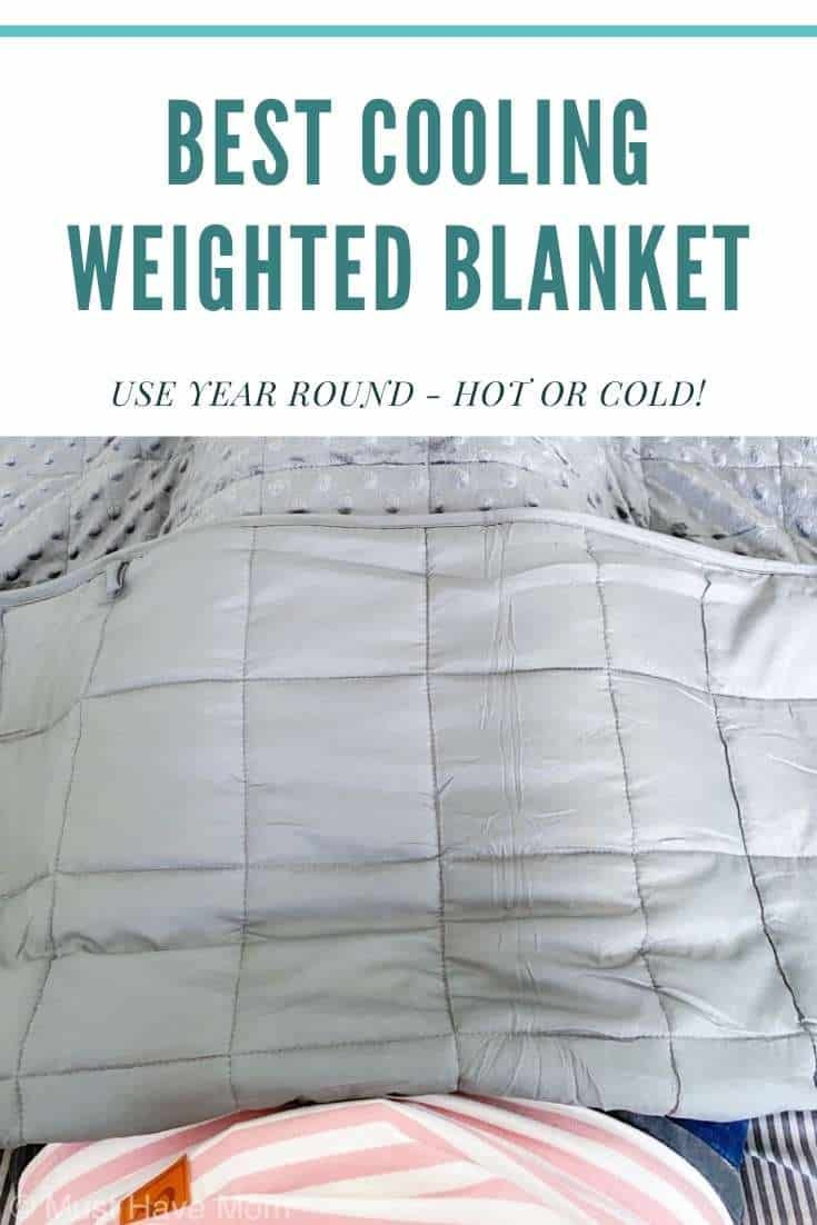 Best Cooling Blanket That Is Weighted Holiday Memories Blanket