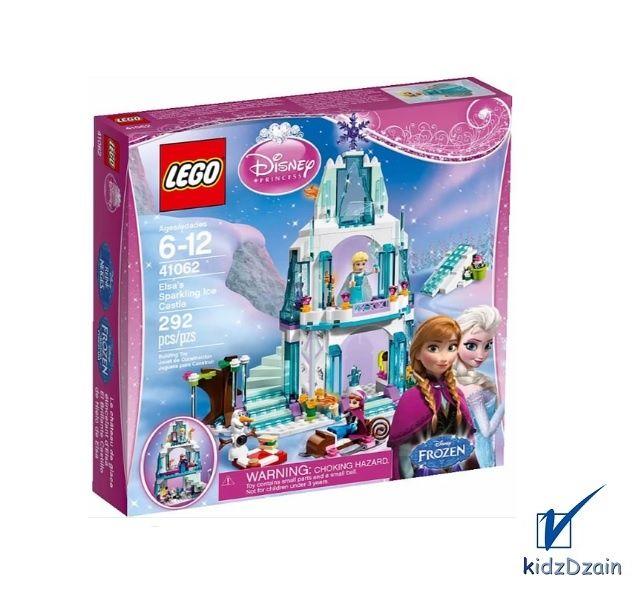Disney Frozen Elsa ijskasteel LEGO 41062 | Disney Frozen | kidzDzain