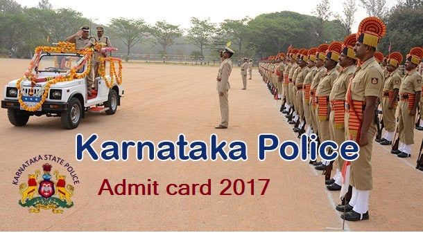 Karnataka State Police – Civil Police Constable ET-PST Admit Card 2017  Karnataka State Police – Civil Police Constable ET-PST  Admit Card 2017: Karnataka State Police (KSP) has released call letter for attending ET-PST for the post of Civil Police Constable (Men & Women) 2016 of Advt No. 17/04/2016-17. Candidates who have applied for this post can download their call letter at below link…