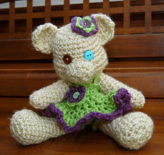 girly bear