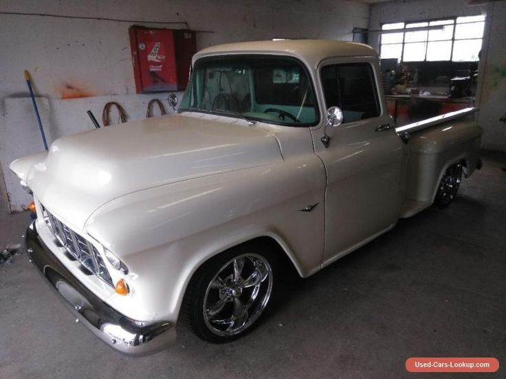 1955 Chevrolet Other custom cab #chevrolet #other #forsale #unitedstates