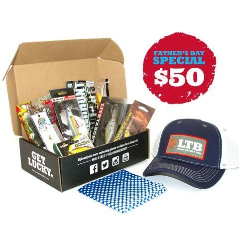 38 best fishing gifts for men images on pinterest for Fishing gift box