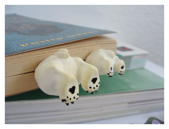 A perfect gift for the polar-bear-loving bookworm on your list.