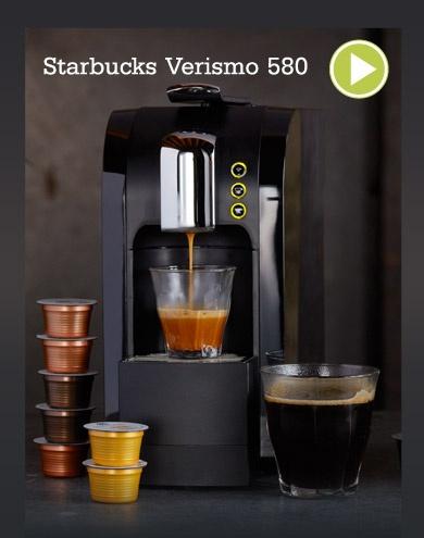 Starbucks Verismo™ & Starbucks Coffee Maker   Williams-Sonoma