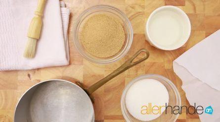 Entrecote met bierjus, aardappelpuree en gekaramelliseerde pastinaak - Recept - Allerhande - Albert Heijn