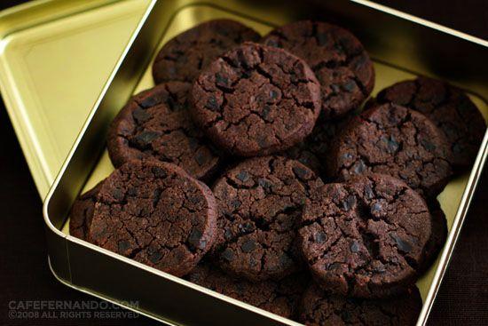 Korova Cookies : Cafe Fernando – Food Blog - dorie greenspan - fleur de sel - korova - korova cookies - pierre herme - Chocolate