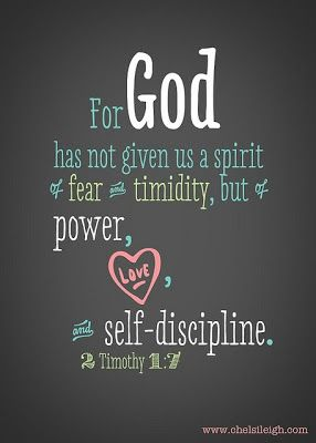 Christmas spirit pictures and quotes | For God has not given us a spirit of fear and timidity, but of power ...