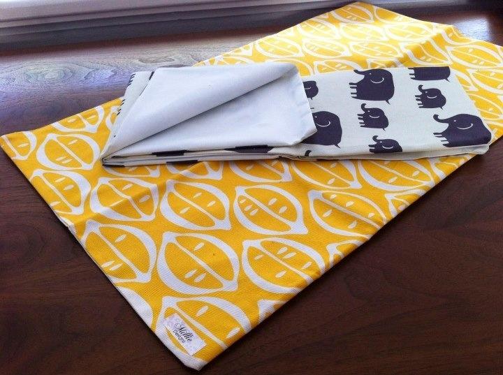 Large change mats. Approximately 45 cm x 30cm $15 each, not inc postage