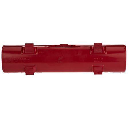 Wrapmaster Set of 2 Plastic Wrap and Aluminum Dispensers — QVC.com
