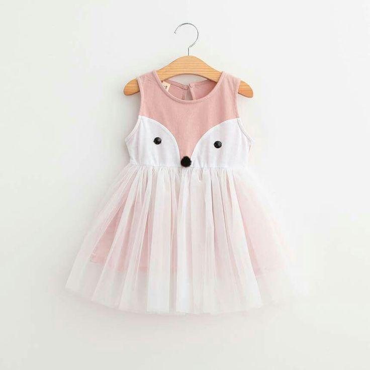 the cutest fox dress!