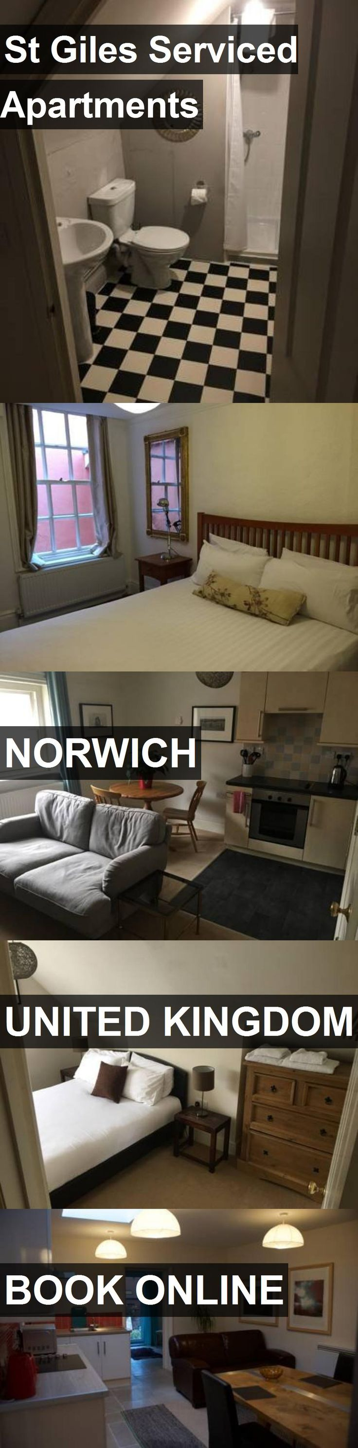 Hotel St Giles Serviced Apartments in Norwich, United Kingdom. For more information, photos, reviews and best prices please follow the link. #UnitedKingdom #Norwich #StGilesServicedApartments #hotel #travel #vacation