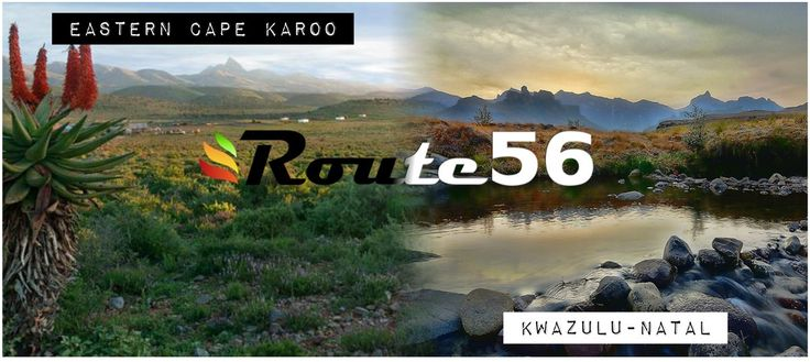 Eastern Cape to KwaZulu-Natal  Route 56 (@Route56ZA)