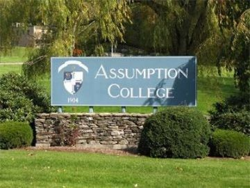 GoLocalWorcester | Assumption College Ranked Top Regional College by US News