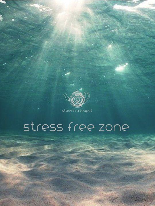 Stress free zone  www.storminateapotbrand.bigcartel.com  Follows us also on  FB Storm in a Teapot G+ http://goo.gl/yNOUHh Twitter https://twitter.com/StormTeapot