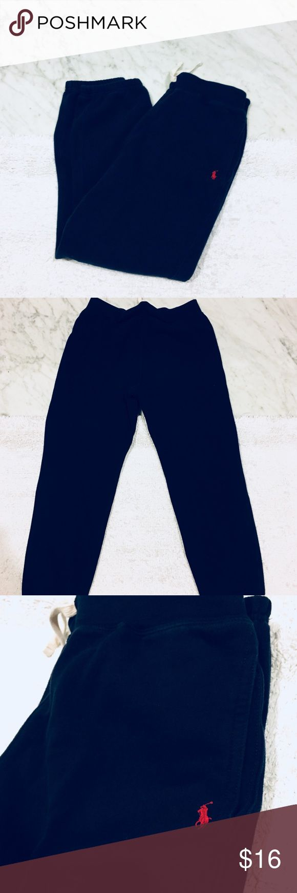 Boys Polo Joggers Boys Polo Joggers Polo by Ralph Lauren Bottoms Sweatpants & Joggers