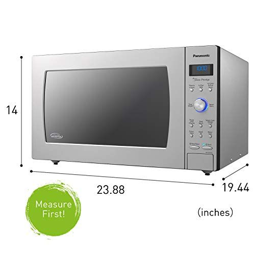 Panasonic Countertop Built In Microwave Oven Built In Microwave