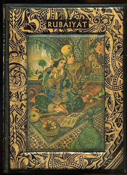 an analysis of omar khayyams poem the rubaiyat Rubáiyát of omar khayyám is the title that edward fitzgerald gave to his 1859 translation of a selection of quatrains (rubāʿiyāt) attributed to omar khayyam ( 1048–1131), dubbed the astronomer-poet of persia fitzgerald's work at first was unsuccessful, but was popularised by whitley stokes from 1861 onward, and the.