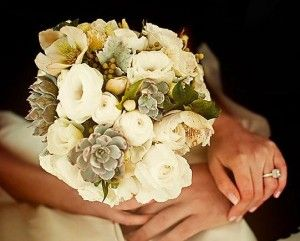Ranunculus wedding bouquet for a bohemian wedding Washington Dc